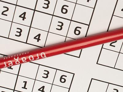 Sudoku for børn som du kan printe selv