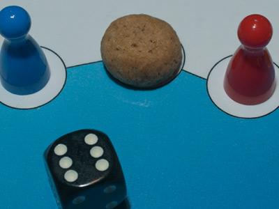 Pebernød spil – hyggeligt spil til ventetiden